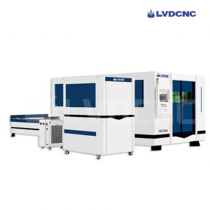 Close Type Laser Cutting Machine
