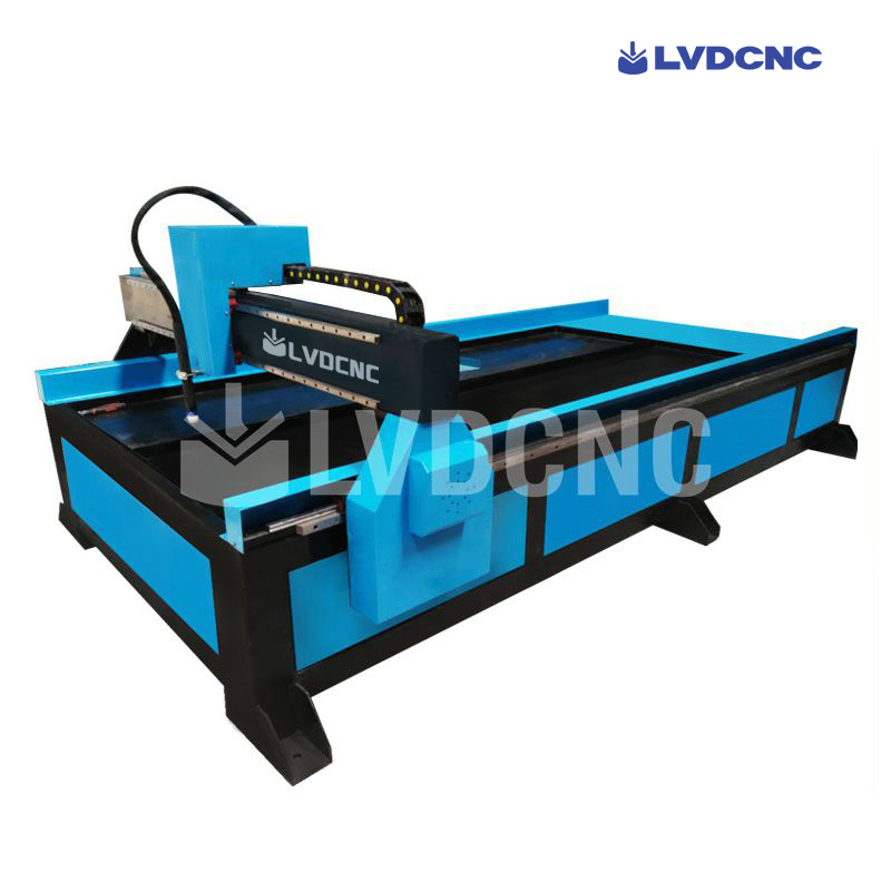 Desktop plasma cutting machine