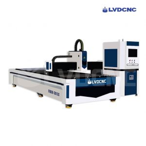 Open laser cutting machine