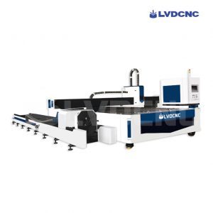 Tube and Plate Dual Open Laser Cutting Machine